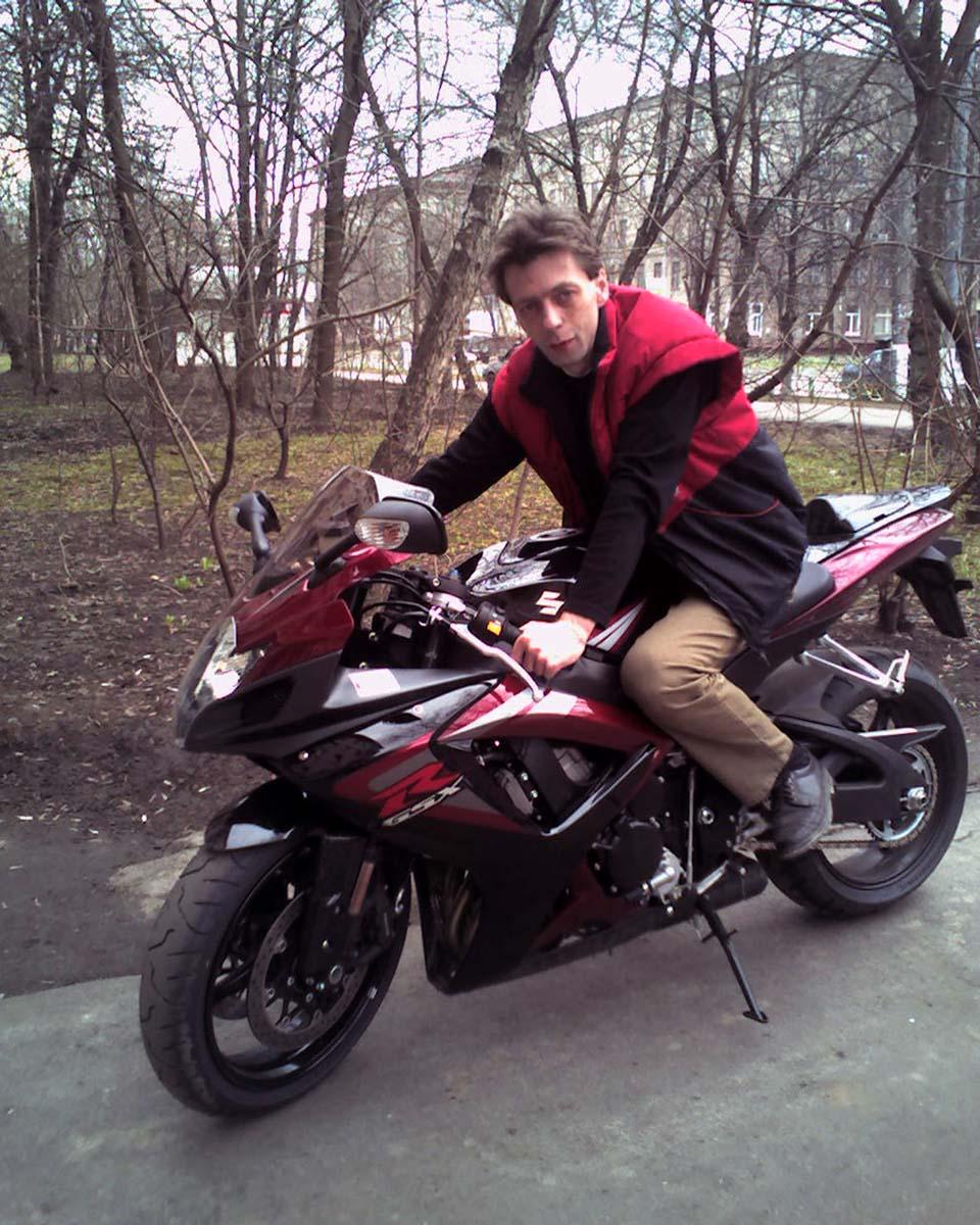 Неискоренима любовь к мотоциклам, даже если их уже давно нет у меня!