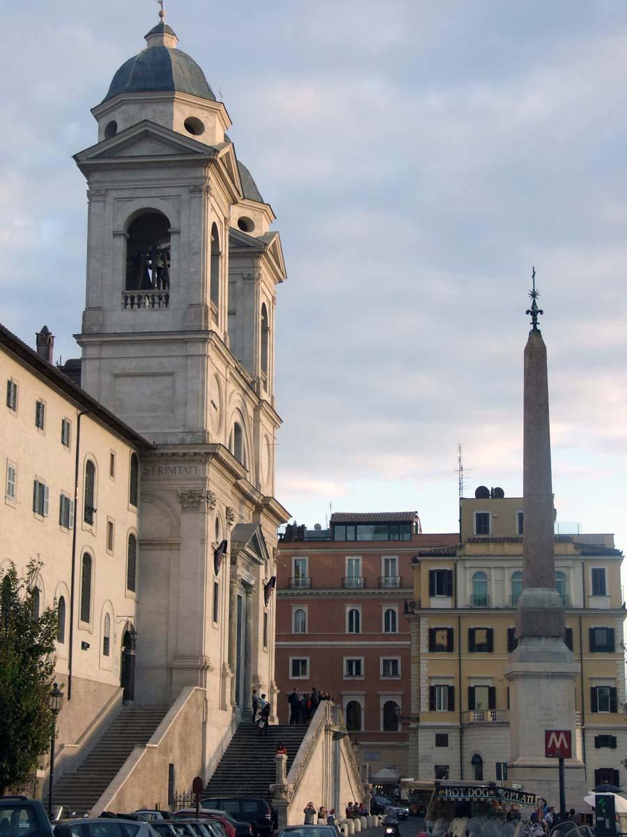 Церковь Пресвятой Троицы на горах